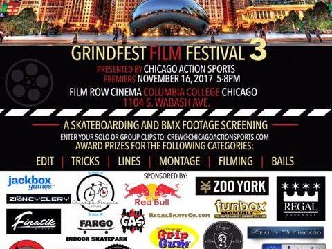 Grindfest 3 Film Festival